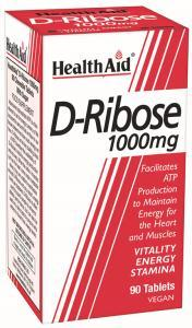 D-Ribose 1000 mg - 90 Tablet