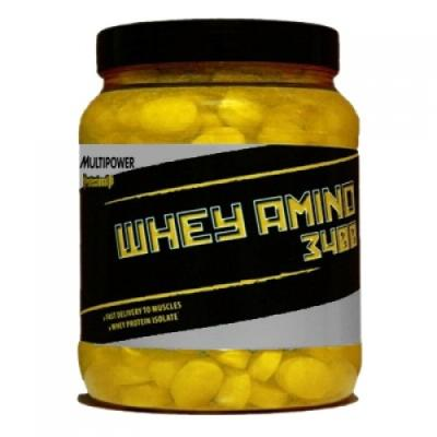 Multipower Whey Amino 3400 - 300 tablet