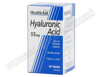 Hyaluronic Acid 55 mg 30 ad