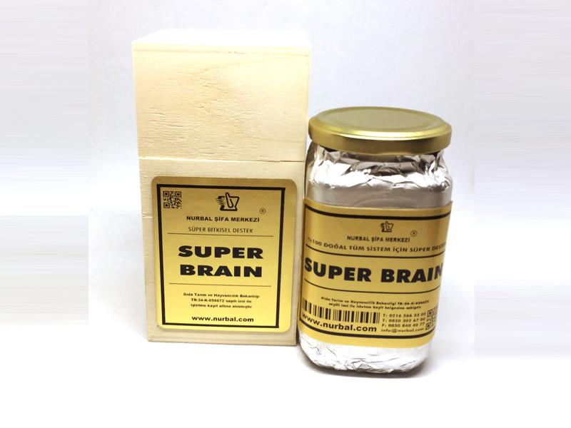 Super Brain Toz 200 gr