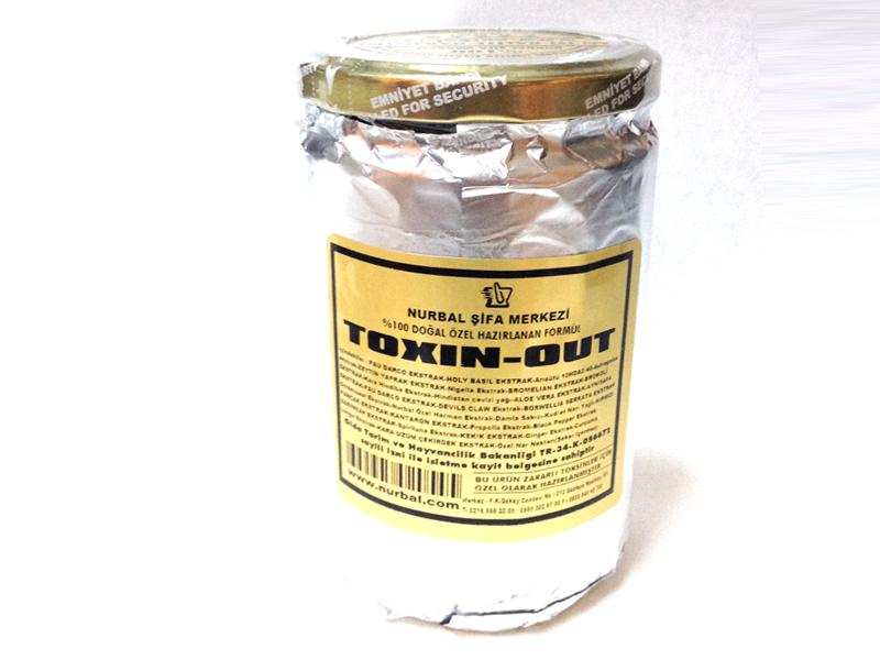 Toxin-Out Formül 820 gr