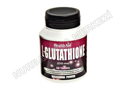 L-GLUTATHIONE 250 mg / 60 tablet