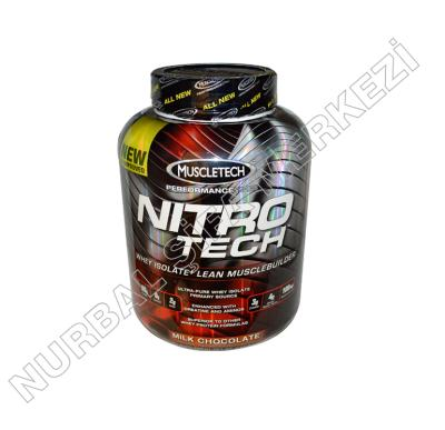 Muscletech NitroTech Performance Serisi Protein Toz 1,8 kg