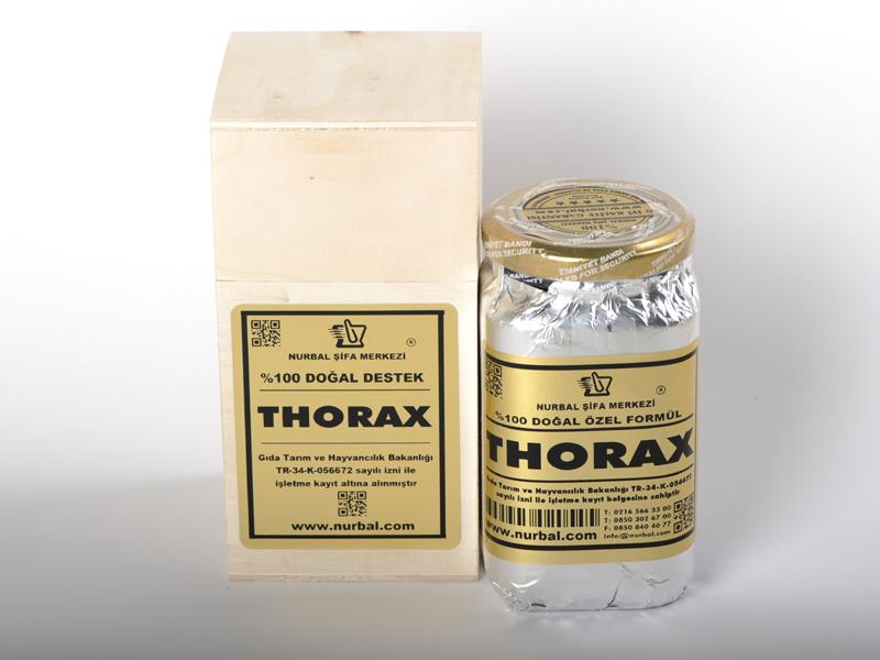 Thorax 430 gr
